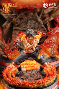 (Preorder) Burning Point Studios Portgas D Ace @ $840 for Bank Payment