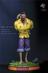 (Preorder) Hurricane Studio Childhood Series Luffy & Garp @ $285 for bank payment