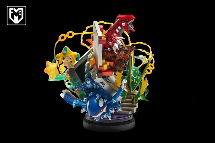 (Preorder) MFC Studio GameBoy Pokemon Wave 3