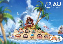 Load image into Gallery viewer, (Preorder) AIU Studio Luffy Crew Sleeping Series