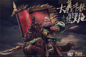 (Preorder) Hun Zuo Studio General Cat Guan Yu @$490 bank transfer
