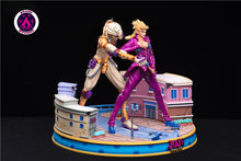 Load image into Gallery viewer, (Preorder) Stand Studio Jojo's Bizarre Adventure Giorno Giovanna + Gold Experience