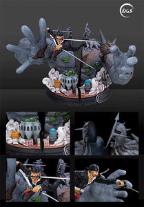 (Preorder) Dream Chase Studio Roronoa Zoro Vs Pica