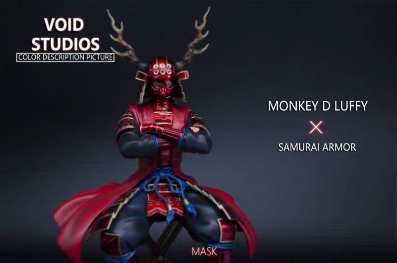 (Backorder) Void Studios Monkey D Luffy x Samurai Amor