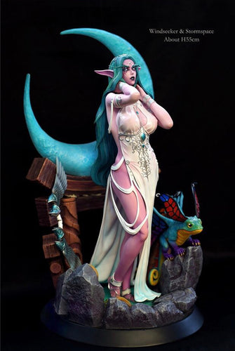 (Backorder) Windseeker & Storm Space Studio Mirana Nightshade @ $1000 for Bank Payment