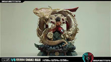 Load image into Gallery viewer, (Preorder) 0918 Studio Luffy Snakeman