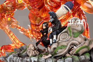 (Preorder) League Resin Studio Itachi & Kisame SD