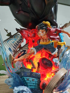 (Preorder) JC Studio Luffy 1/4