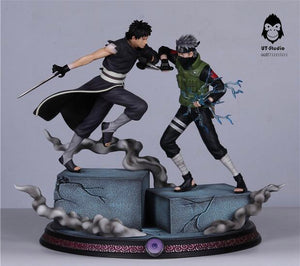 (Backorder) UT Studio Obito Vs Kakashi