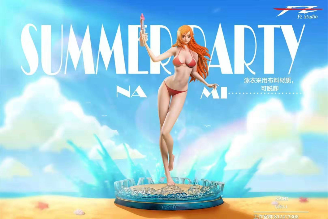 (Preorder) FZ Studio Nami @ $450 for bank payment