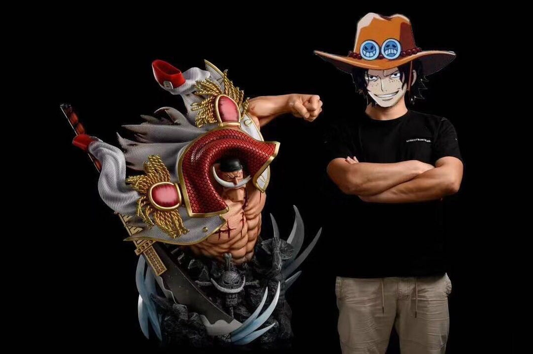 (Preorder) YY Studio Whitebeard Bust (Large Edition)