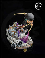 Load image into Gallery viewer, (Preorder) Dream Chase Studio SD Roronoa Zoro Vs Pica @$190 for bank payment