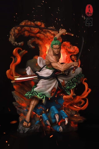 (Preorder) LC Studio Roronoa Zoro 1/4 @$650 for bank payment