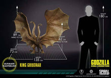 Load image into Gallery viewer, (Preorder) Spiral Studio Godzilla King of Monster -King Ghidorah (Licensed)