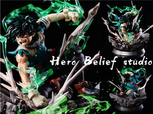 (Backorder) Hero Belief Studio Midoriya (Deku)