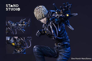 (Preorder) Stand Studio One Punch Man Genos