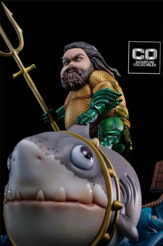 (Preorder) CO Signature Collectibles Mum Mum Chubby Aquaman