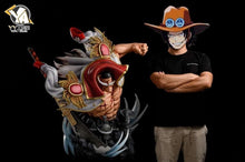 Load image into Gallery viewer, (Preorder) YY Studio Whitebeard Bust (Large Edition)