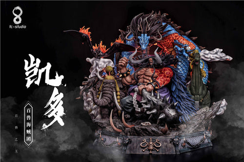 (Preorder) TC Studio Kaido and Crew @ $780 for bank payment