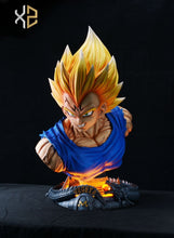 Load image into Gallery viewer, (Preorder) XS Studios Dragon Ball Vegeta Bust 1:1