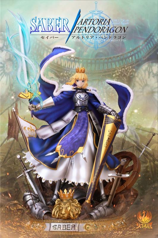 (Preorder) Fire Phenix Studio Fate Saber