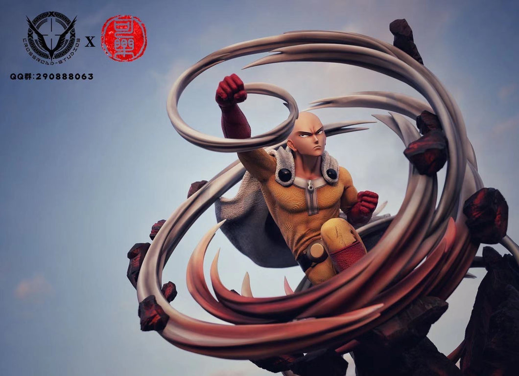 (Preorder) CrossRoad Studios Saitama One Punch Man