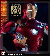 Load image into Gallery viewer, (Preorder) CM Studio Ironman MK46 Bust