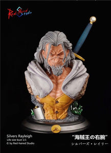 (Preorder) Red Haired Studio Silver Rayleigh Bust 1:1