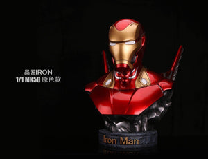 Marvel Gurihiru Studios Clear Multi-Case Pouch Mv-225B Mv Iron Man
