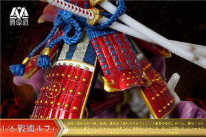 (Preorder) ManWan House Studio Samurai Monkey D Luffy @ $460 for bank payment