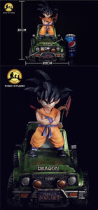(Preorder) Wish Studio Little Goku