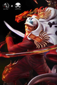 (Preorder) TJ-Studios Admiral Akainu -Red Color