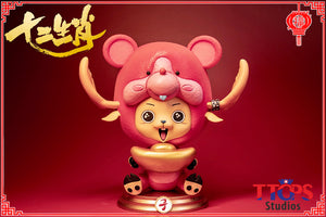 (Preorder) TTCP Studio Chopper X CNY Rat