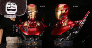 (Preorder) Ping Jiang Iron- Ironman MK 50 1:1 Bust (Damage Version)