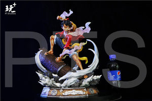(Preorder)PT Studio Monkey D Luffy  1/4 @ $560 for bank payment