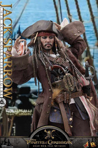 (Backorder) Hot Toys Dx15 JackSparrow