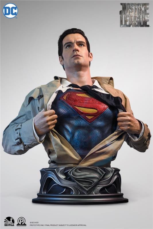 (Preorder) Infinity Studio DC Hero Superman Bust @ $4480 for bank payment