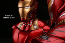 Load image into Gallery viewer, (Preorder) Ping Jiang Iron- Ironman MK 50 1:1 Bust (Clean Version)