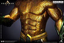 Load image into Gallery viewer, (Preorder) Queen Studio AquaMan 1:2 @ $3160 for bank payment