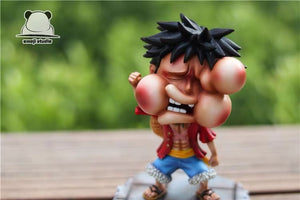 (Preorder) Emoji Studio SD Monkey D Luffy