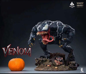 (Backorder) Frost Wolf X Viking Industrial Studio Marvel Comics Venom