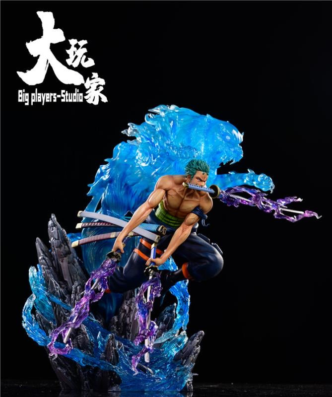 (Backorder) Big Players-Studio Roronoa Zoro
