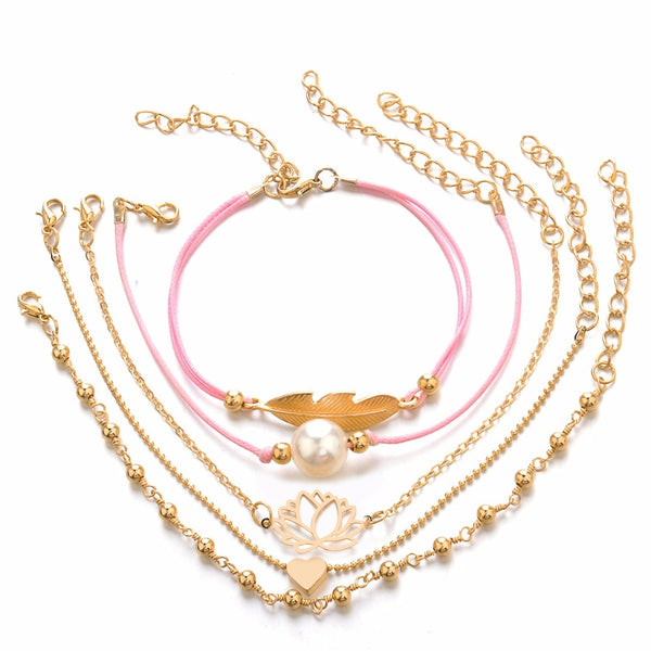 Worldlover Set - Pink