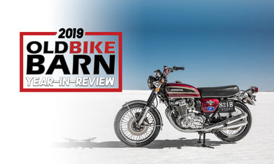 2019 Old Bike Barn Year-In-Review