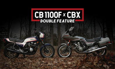 Double Feature: CBX + CB1100F