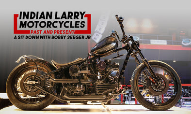 Indian Larry Motorcycles: Past and Present