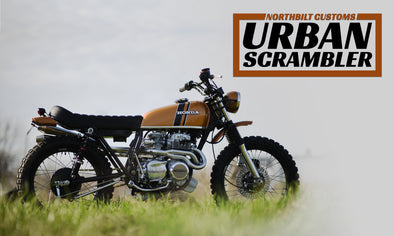 Northbilt Customs: Urban Scrambler