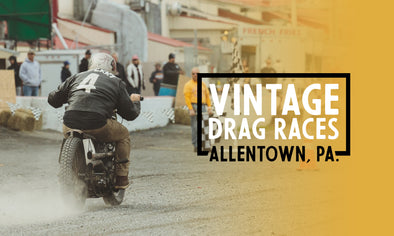 Vintage Drag Races - Allentown
