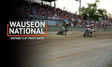 Wauseon National Vintage Flat Track Races