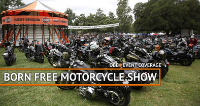 Born Free 11 Motorcycle Show